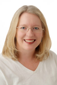 Jaime Richardson specializes in speech and swallowing disorders