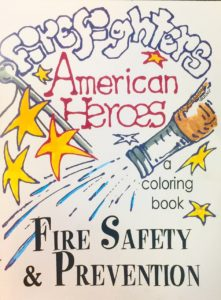 Cynthia Parsons Fire Fighters, American Heroes - Fire Safety & Prevention