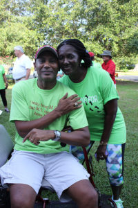 Don McNeal raises funds for Multiple Sclerosis Treatment